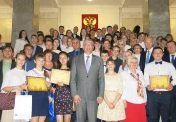 Подведены итоги  Всероссийского конкурса  «История местного самоуправления моего края»