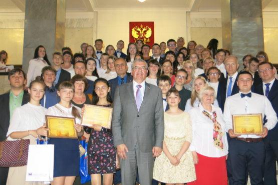 Подведены итоги  Всероссийского конкурса  «История местного самоуправления моего края» 2018 год