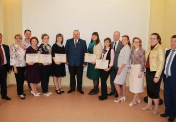 Подведены итоги  Всероссийского смотра-конкурса «Урок местного самоуправления»