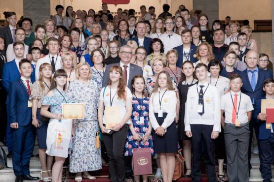 Участники второго Всероссийского конкурса «История местного самоуправления моего края» представили свои работы в Москве 2019 год