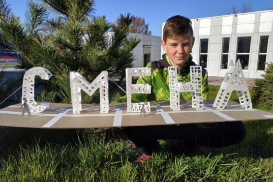 Во Всероссийском детском центре «Смена» преображают города