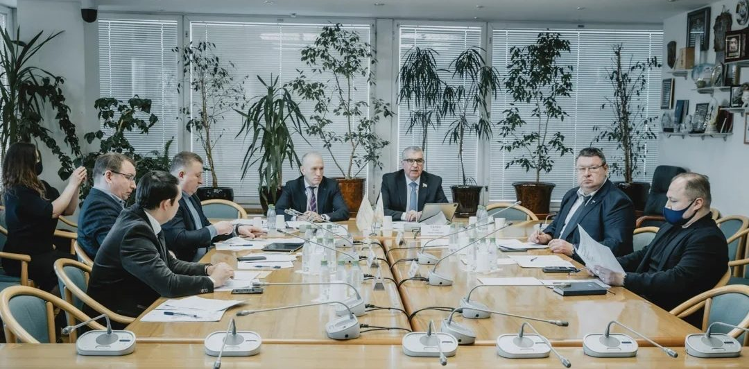 Заседание Организационного комитета состоялось в Государственной Думе Федерального Собрания Российской Федерации